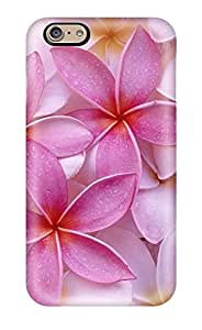 Hot Series Skin Case Cover For Iphone 6(flower)