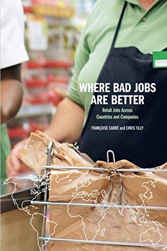 Company Jobs - Where Bad Jobs Are Better: Retail