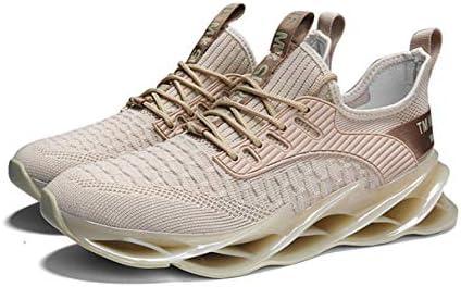 New Tide Shoes - Zapatillas de Correr para Hombre, diseño de balanza voladora, Color Rojo, Beige (Beige), 41 EU: Amazon.es: Zapatos y complementos
