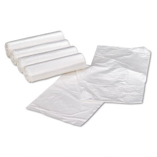 High Density Can Liners, 31-33gal.433mil, 33 x 40, Natural, ()