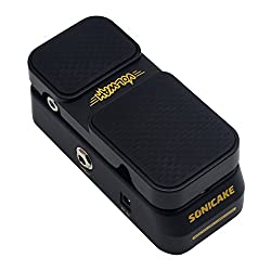 Sonicake Volwah Active Volume Wah Guitar Effects Pedal by SONICAKE