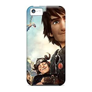 MMZ DIY PHONE CASEShock Absorbent Hard Phone Covers For iphone 5c With Provide Private Custom High-definition How To Train Your Dragon Series JacquieWasylnuk