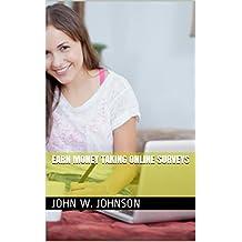 Earn Money Taking Online Surveys
