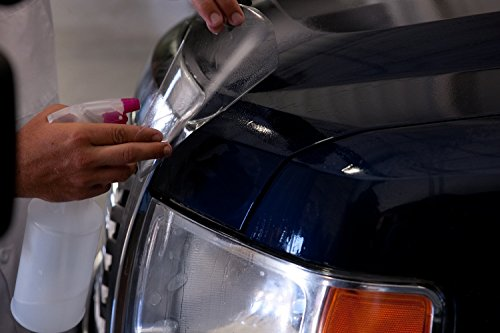 Husky Liners Custom Fit Paint Protection Film for Select Lincoln Navigator Models (Clear)