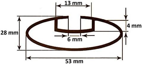 Aluminium Barres de toit Barres de Pickup Mercedes Classe C S205/Break /à Partir de 2014/90/kg aufliegende reling