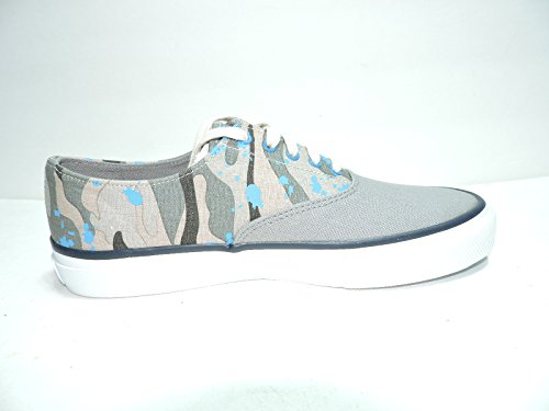 Sperry Mens Cvo Camouflage Print Canvas Sneaker Walking Boat Shoes