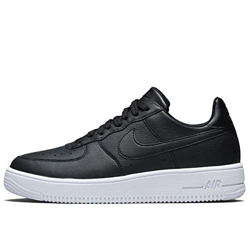 Nike Air Force 1 Ultraforce LTHR AF1 Leather Black White Men Casual 845052-003