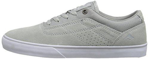 EMERICA Skateboard Shoes THE HERMAN G6 VULC LIGHT GRAY