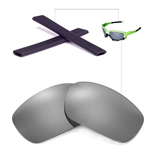 New Walleva Lenses And Earsocks For Oakley Racing Jacket ...