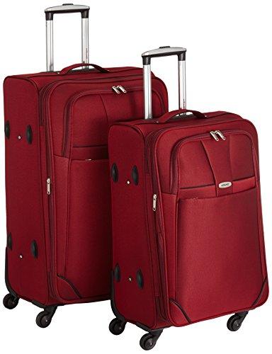 Mirano Set di valigie 220112 Rosso 21 L