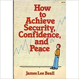 Book How to Achieve Security Confidence and Peace