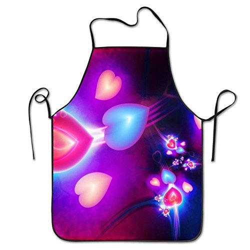Personalized Apron Valentine (Valentine's Day Love Chef Aprons Personalized Cooking Attitude Aprons Intended For Teens Drill)