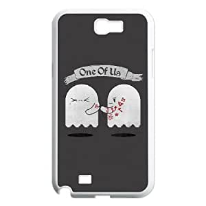 Samsung Galaxy N2 7100 Cell Phone Case White_ONE OF US Hjfxl