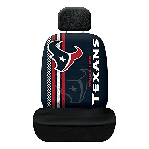 NFL Houston Texans Rally Funda para asiento, talla única, color azul