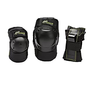 K2 Damen Schoner Prime Pad Set, schwarz/grün, S, 3041601.1.1.S