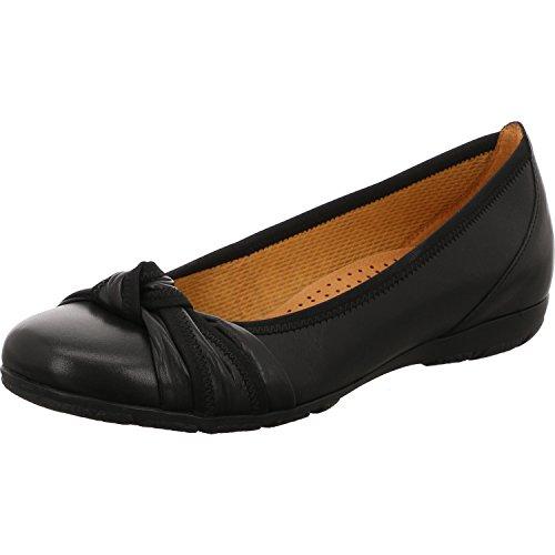 Gabor Ballerina - Bailarinas Para Mujer negro