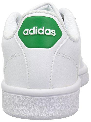 White Ankle Men's high Sneaker white fairway Fashion Adidas Cloudfoam Advantage Clean Fw7qqp