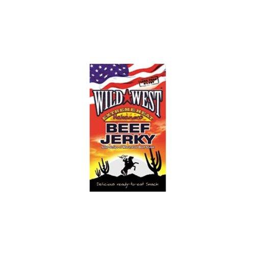 Wild West Habanero Beef Jerky Carne seca Paquete de 12 x 85g: Amazon.es: Alimentación y bebidas