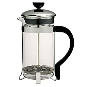 Coffee Press Better Than Coffee Maker : Amazon.com: Primula Classic Glass 8-Cup Coffee Press with Black Handle: French Presses: Kitchen ...