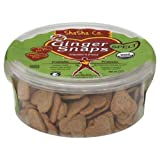 Shasha, Cookies Spelt Ginger Snaps Organic, 12 Ounce