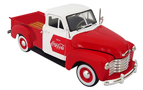 Motor City Classics 5521976 1:32 1953 Chevy Pickup with Cooler