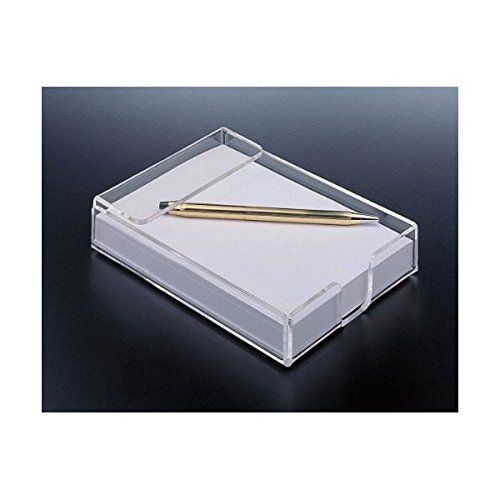- Note Pad Holder Acrylic Design
