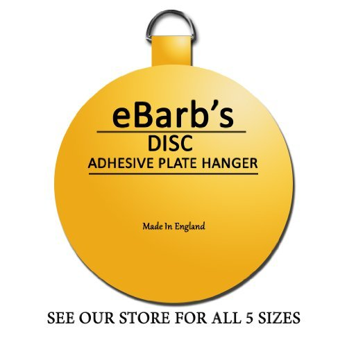 Invisible English Plate Hanger Disc--1.5 Inch (For Plates up to 4 Inches  sc 1 st  SaveMoney.es & Ju0026y crossman the best Amazon price in SaveMoney.es