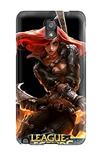 Hot Snap-on League Of Legends Hard Cover Case/ Protective Case For Galaxy Note 3