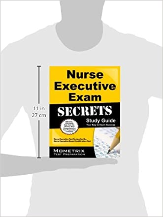 chic nurse executive exam secrets study guide: nurse executive test ...