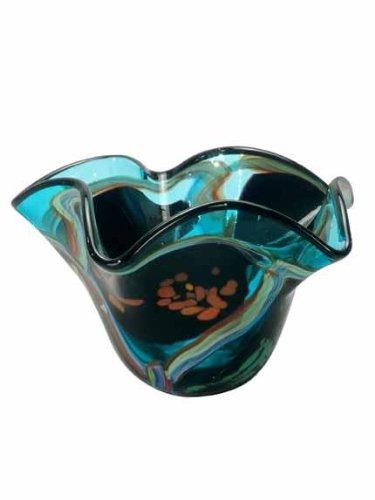 - Dale Tiffany Seapointe Favrile Vase