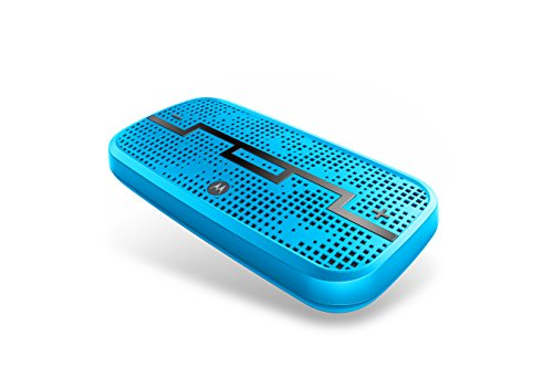 SOL REPUBLIC Deck Ultra Wireless Speaker with Outdoor Loudness Boost and Heist Mode (Horizon Blue), ()