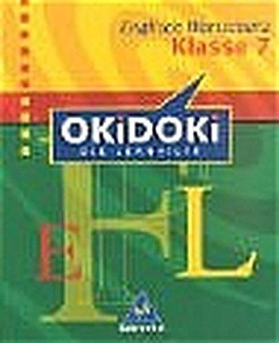 OKiDOKi - Neubearbeitung: OKiDOKi. Englisch Wortschatz. 7. Klasse: Die Lernhilfe