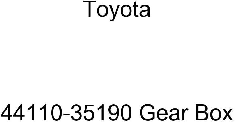 TOYOTA 44110-35190 Gear Box