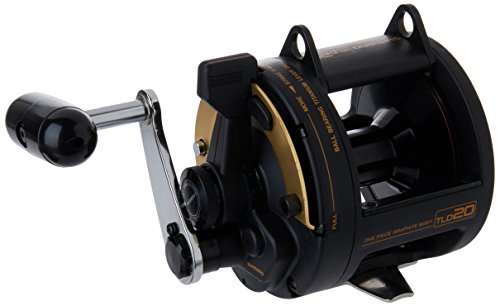 Shimano TLD 20 Saltwater And Freshwater Multiplier Fishing Reel With Lever Drag, TLD20 (Triton Lever Drag Reel)