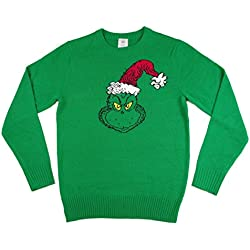 The Grinch Christmas Sweater.Grinch Ugly Christmas Sweaters Worst Ugly Christmas Sweaters