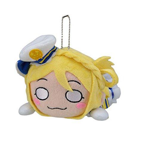 Sr Plush (LoveLive! Sunshine!! Nesoberi Plush Doll Smile Initial SR Version (Idolized) Mari Ohara (single))