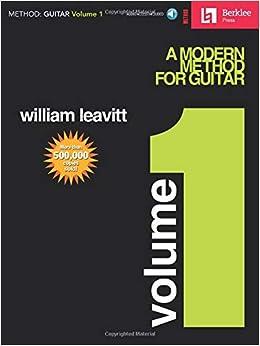 A Modern Method for Guitar, Vol. 1