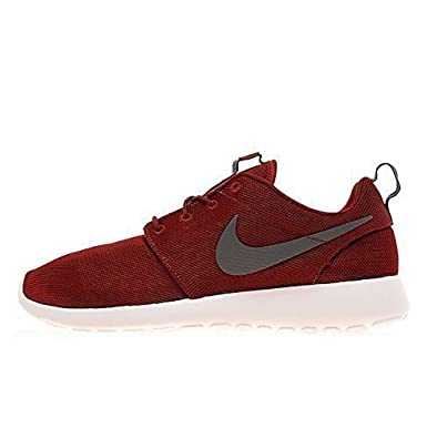 cf31388e27c0 NIKE Roshe Run Mens Running Trainers Shoes Lace Ups Size 11  Amazon.co.uk   Shoes   Bags