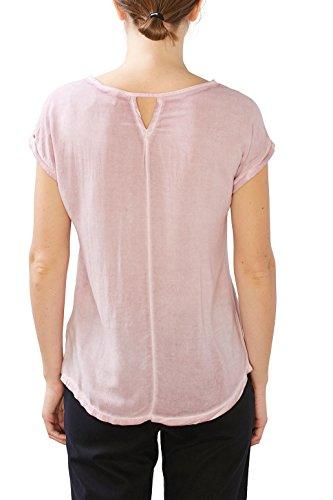 ESPRIT, Camiseta para Mujer Rosa (Old Pink 4)