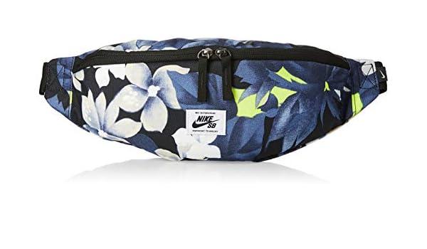 Nike Nk Sb Heritage Hip Pack – AOP – Black/Black/Black, tamaño: Amazon.es: Ropa y accesorios