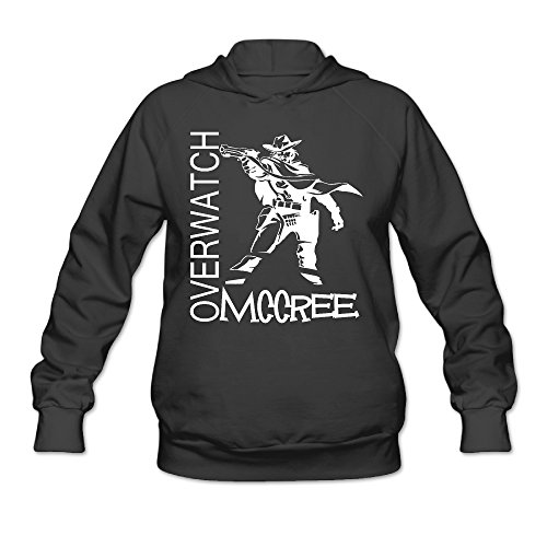 Overwatch Women's Mccree Gun Hoodies Hoodie Size XL - Ireland Tiffany Co &