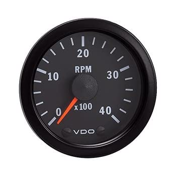 VDO 333 051 Tachometer Gauge
