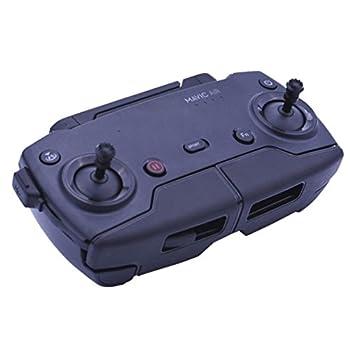 [DJI Mavic Air Accessories] 1 Pair Remote Control Thumb Rocker Stick Cover Protector (Black)