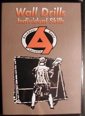 Backdoor Sports Wall Drills - Individual Skills Lacrosse DVD