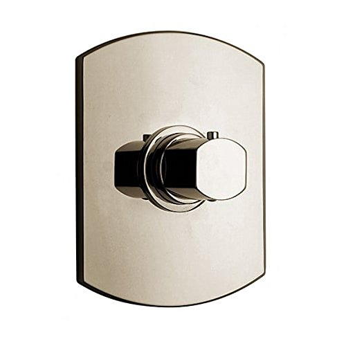 (Fortis 8971100 San Marco Thermostatic Valve Trim, Polished Nickel)