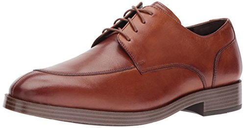 Cole Haan Mens Henry Grand Split Ox Oxford Cognac/Dark Natural