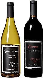 Chardonnay & Red Blend \