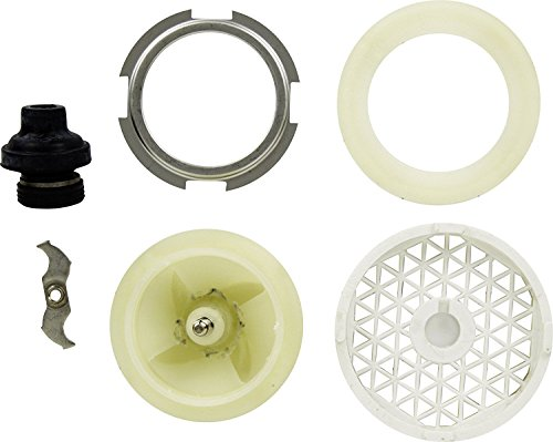 - WD17X57 Dishwasher Pump Impeller & Seal Kit.