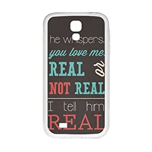 Happy hunger games quotes Phone Case for Samsung Galaxy S4