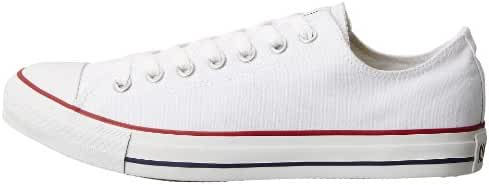 Converse Chuck Taylor All Star Low Top (10 D (M) US Optical White, Optical-White)